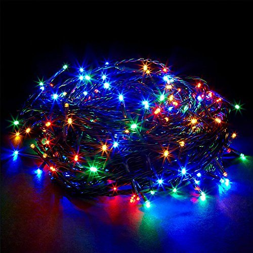 Outdoor String Lights John Lewis: JnDee™ Waterproof Fairy Lights 30M 300 LED +10M Cable Lead