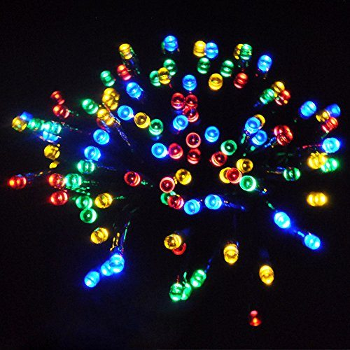 Low Voltage Outdoor Party Lights: JnDee™ Fully Waterproof Fairy Lights 30M 300 LED Multi